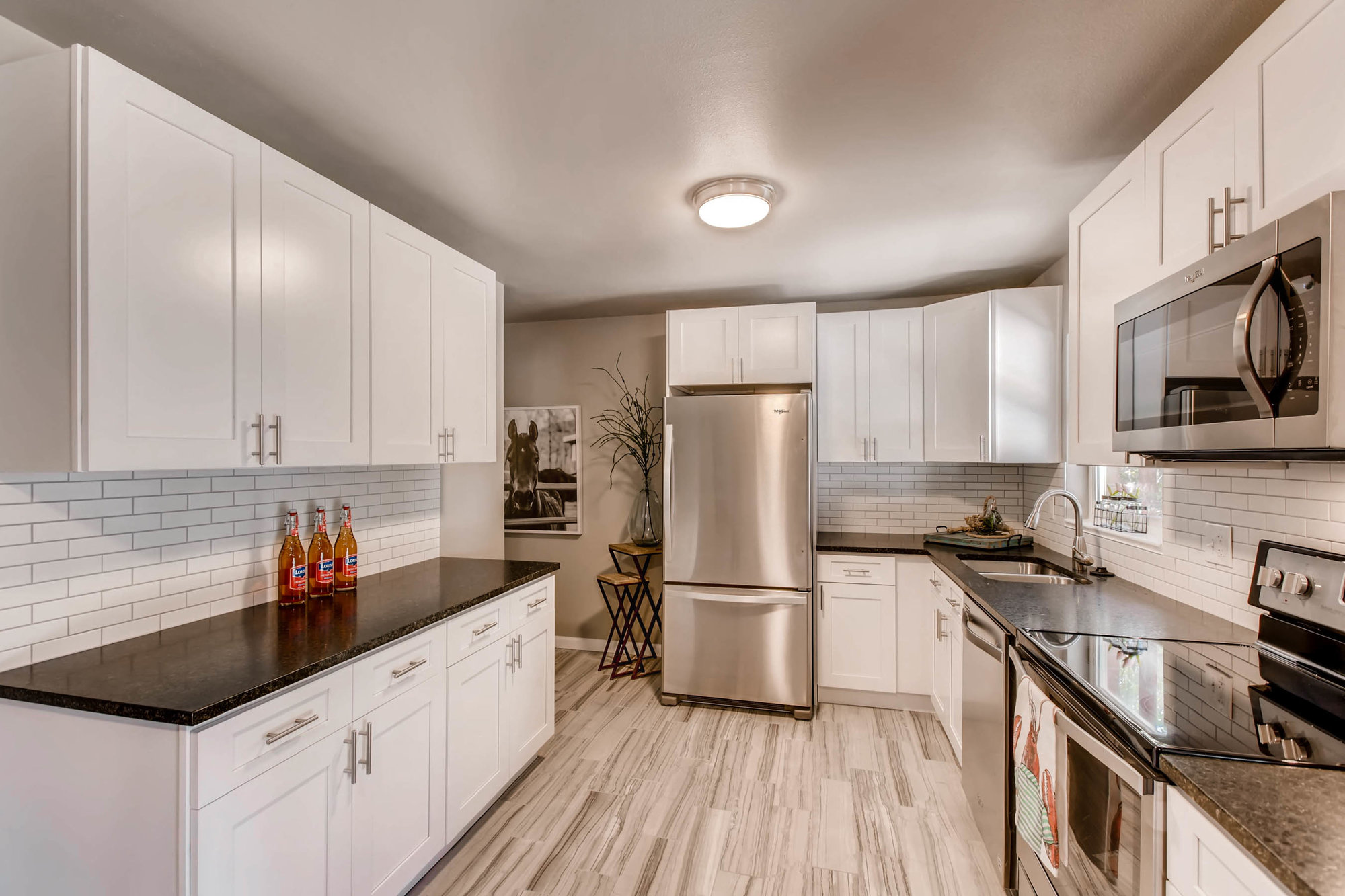 Newly Remodeled Brick Ranch In Arvada