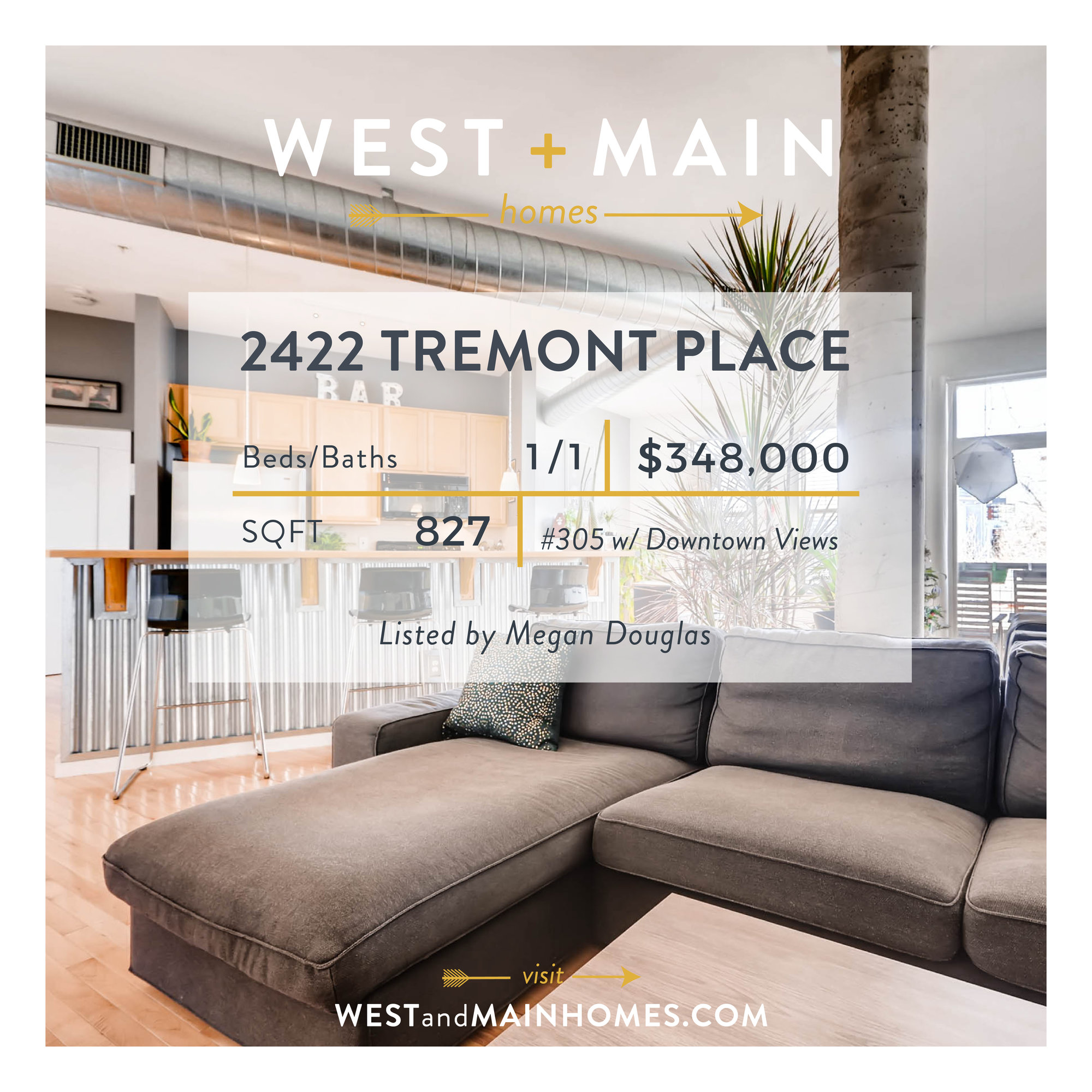 Just Listed: Spacious Condo in Five Points, Denver, Colorado