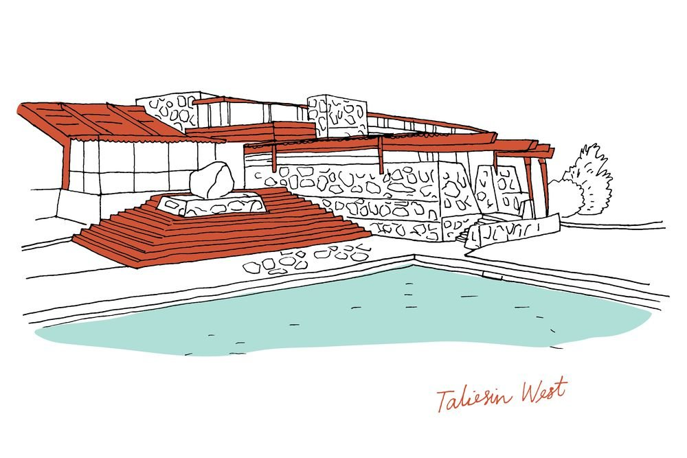 Frank Lloyd Wright's Best Works