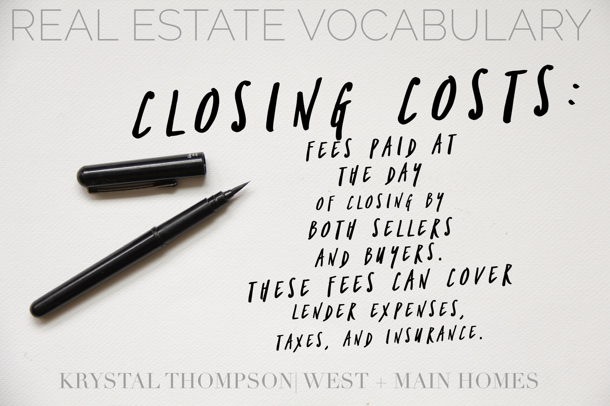 REAL Vocabulary: Real Estate and Mortgage Terms Explained | Page #4